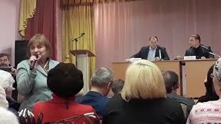 Жариокв встретился с жителями Васильевского сельского поселения (часть2)
