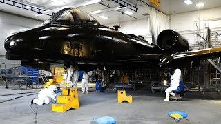 Revealed: US Air Force Has Build a Super A-10 Warthog
