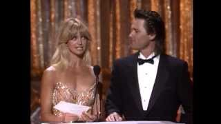 Barry Levinson Wins Best Directing: 1989 Oscars