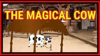 The Magical Cow | English Cartoon For Children | Moral Stories For Kids | Chiku TV English