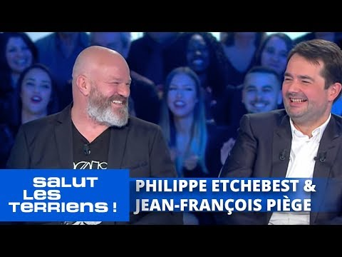 T'es au top ! Philippe Etchebest et Jean-François Piège - SLT