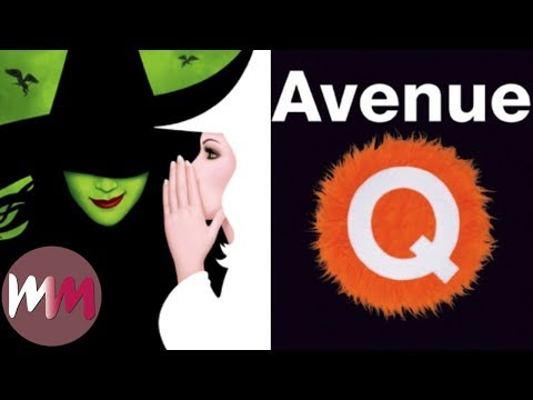 Top 10 Broadway Shows That Shockingly Didn't Win Best Musical