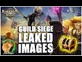SUMMONERS WAR : New Guild Siege Datamine Leaked Images