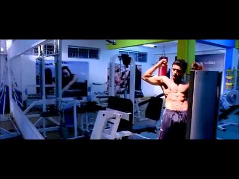Surya Gym work out