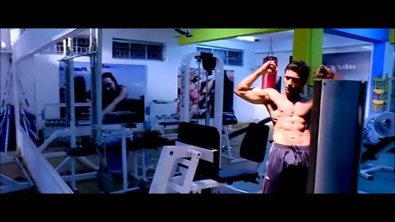 Surya Gym work out - YouTube
