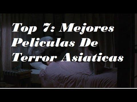 Top 7: Mejores películas de terror asiaticas