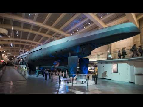 Museum of Science and Industry - Chicago 2017 - 4K UHD