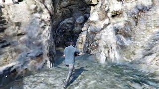 2 ruangan rahasia di gta5 #9 jam kota dan gua rah