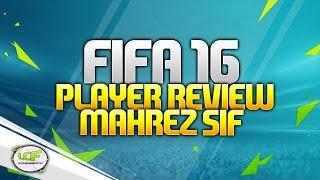 FUT16 : PLAYER REVIEW : MAHREZ SIF ( AD : 77 ) FRANCAIS - HD