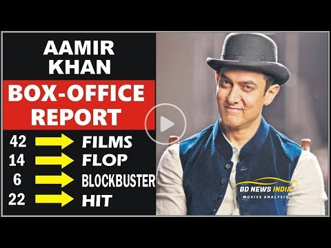 Amir Khan Box Office Collection Hit And Flop Movies List Of Amir Khan 1988 To 2018