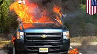 GM recall: Oil fire risk prompts General Motors to recall 1.4 million cars worldwide - TomoNews