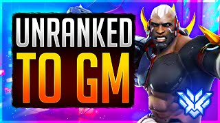 Can YOU Solo Carry on Doomfist? Unranked to GM Overwatch Top 500 Doomfist Smurf vs Plats (Samito)