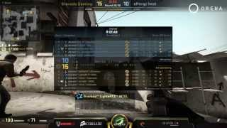 Energy Esports vs Bravado Gaming - Corsair CS:GO Championship (Bo3 Grand Final)