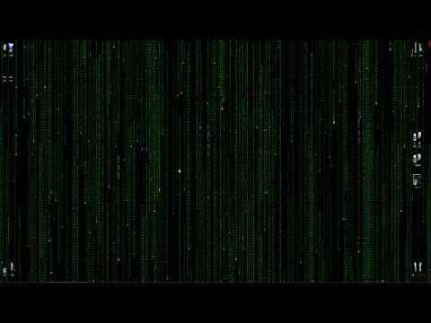 Free Animated Wallpaper Backgrounds Animated Matrix Wallpaper Youtube