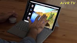 فتح وتقييم جهاز سيرفس برو MICROSOFT Surface Pro 6