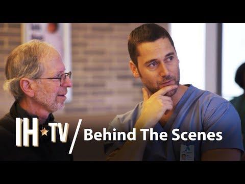 New Amsterdam (NBC) Behind The Scenes   Ryan Eggold Medical Drama Series HD