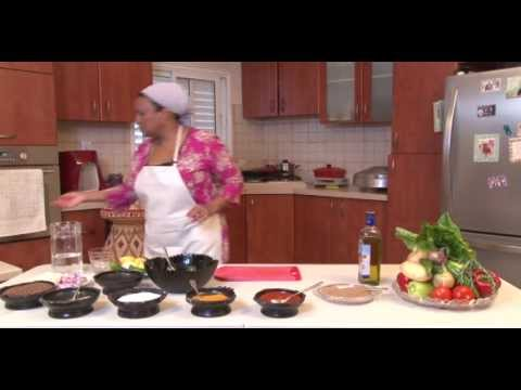 The wonders of the Ethiopian cuisine- ye timatim fitfit
