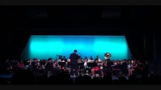 Golden Valley High School Concert Band-- Sleigh Ride-Leroy Anderson- arr. James Ployhar