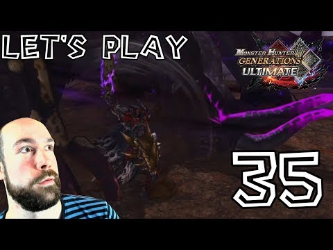 Let's Play Monster Hunter Generations Ultimate - #35: Chasse du Gammoth et du ... Gore Magala ?! thumbnail