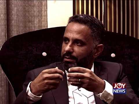 Hussein Fakhry - The Executive Lounge on JoyNews (18-11-17)