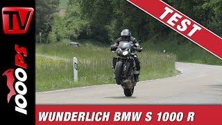 BMW S 1000 R 2019 - Zubehör von Wunderlich - Übersicht und Probefahrt