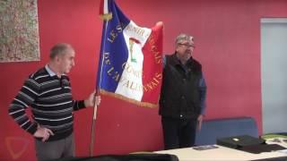 Le Comité du souvenir français au collège Maurice Clavel d'Avallon (89) - Édition 2016-2017