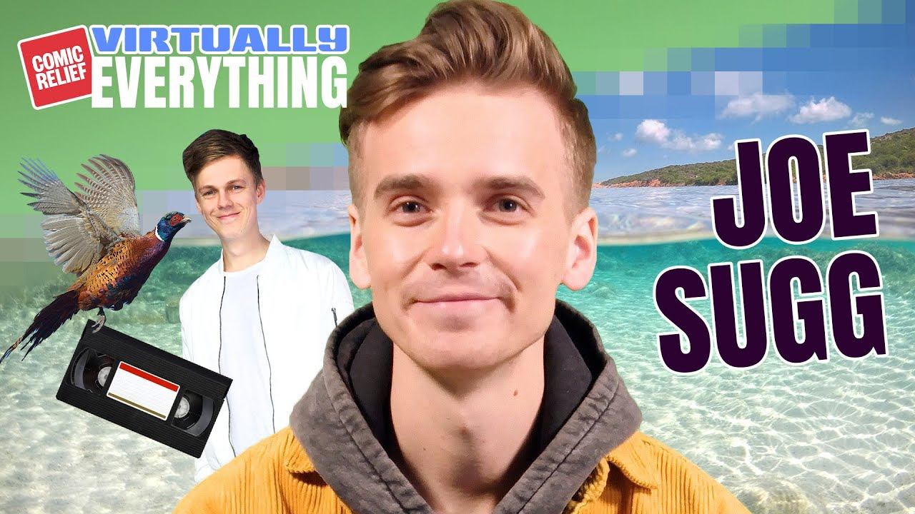 Joe Sugg's Surreal Premiere with Caspar Lee   Virtually Everything
