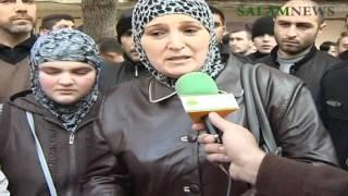 Hicabli azeri xanimlarinin Mehriban Aliyeve muracieti