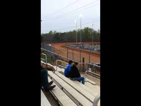 Opening night @ Virginia motor speedway