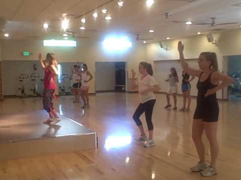 Teen Zumba Classes Intruction
