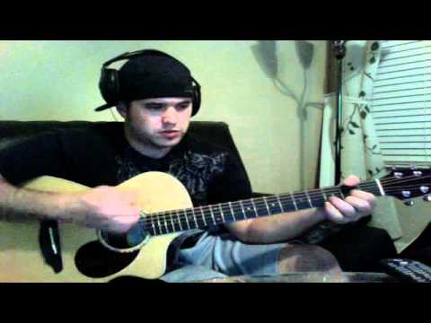 R. Kelly - Remix to Ignition ( acoustic lesson / tutorial / how to )