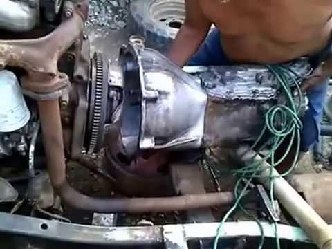 Restorasi Transmisi Daihatsu Taft