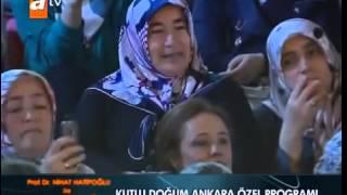 Nihat Hatipoglu - Sahur - Kıyamet Nasıl kopacak (22.07.2014)