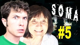 Toby's Mom Plays SOMA #5
