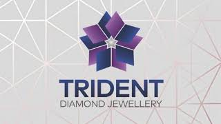 Diamonds Couple Ring @ Trident Diamond Jewellery