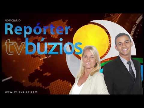 Repórter Tv Búzios - 55ª Edição