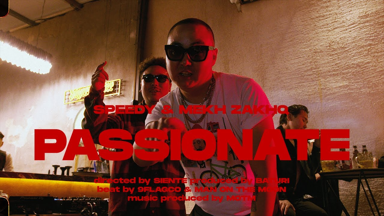 Download Speedy - Passionate ft. Mekh ZakhQ (Official Music Video)