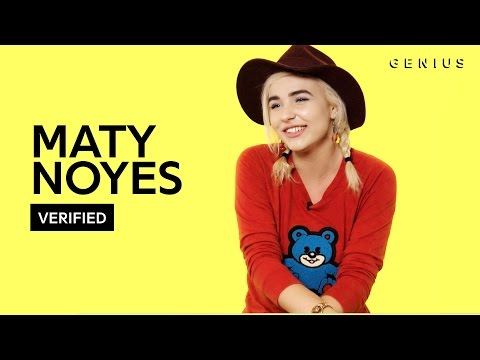 """Maty Noyes """"in my miNd"""" Official Lyrics & Meaning 