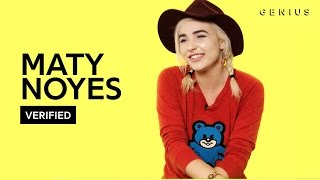 "Maty Noyes ""​in my miNd"" Official Lyrics & Meaning 