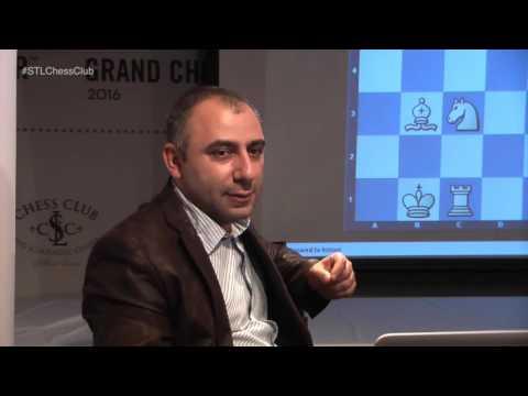 Carlsen vs. Li Chao, Qatar 2015 | Chess in the 21st Century - GM Varuzhan Akobian