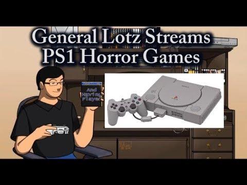 PS1 Horror Games Livestream