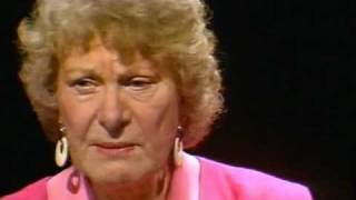 Virginia Satir: Communication and Congruence (excerpt) -- A Thinking Allowed DVD w/ Jeffrey Mishlove