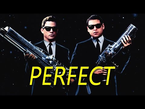 Why The MIB 23 Crossover Is A Perfect Idea
