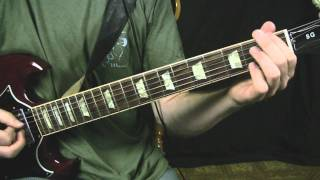 The Art of Doom - Creating Riffs Using the Major Third Interval