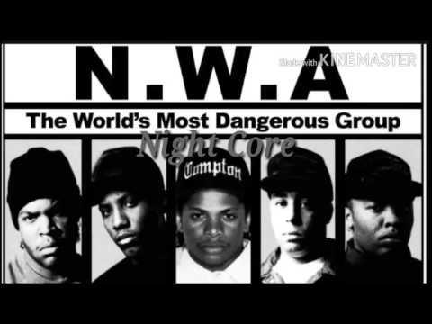 NWA-Fuck The Police (Night Core)