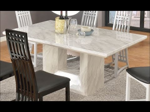 Elegant Granite Dining Room Tables for Your Home