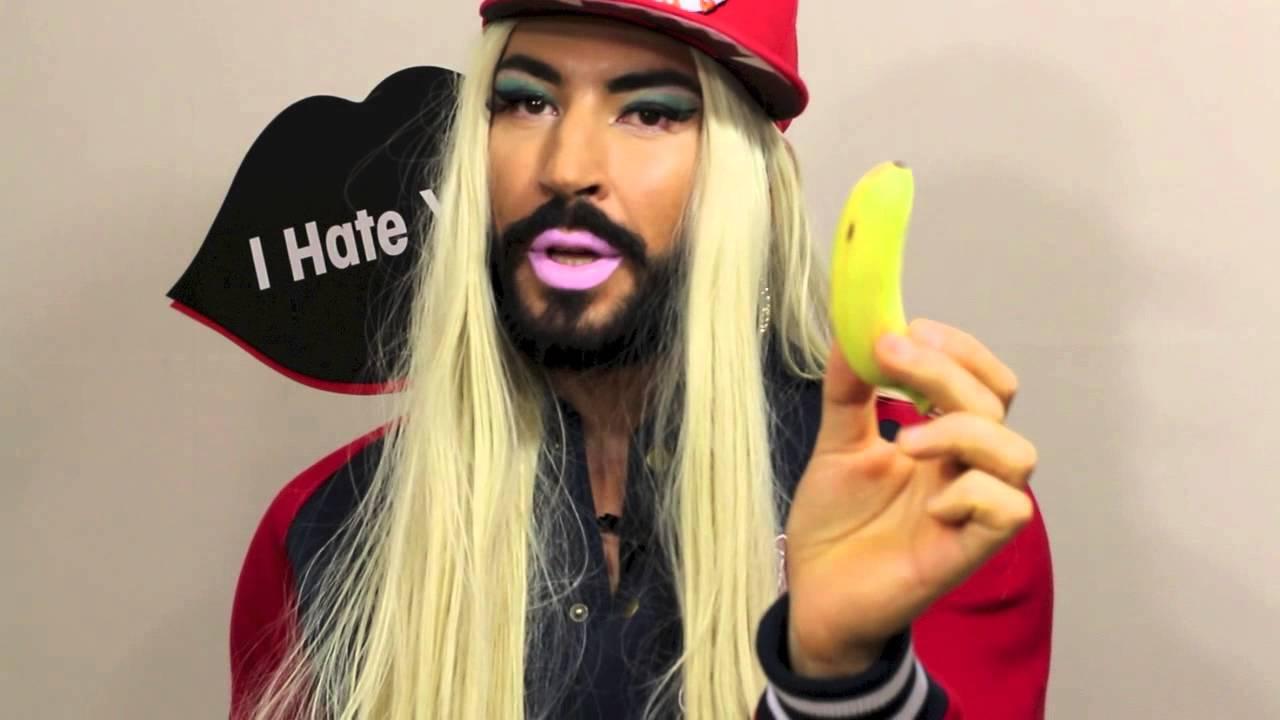 Бородатый транссексуал павел из давай поженимся