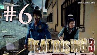 Dead Rising 3 Прохождение игры #6: Бабуля и гопник