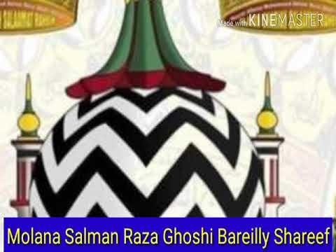 Maulana Salman Raza Bareilly Sharif