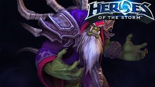 FEL FIRE FOREVER | Heroes of the Storm with Sinvicta